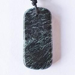 American Greenstone Pendant - inari.co.nz