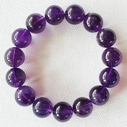 High Quality Amethyst Bracelet - inari.co.nz