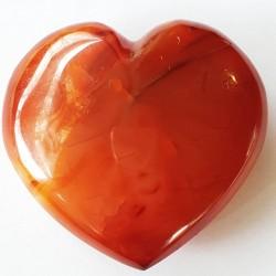 Carnelian Heart - inari.co.nz