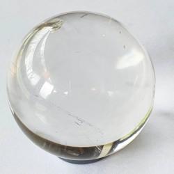 Clear Quartz Sphere - inari.co.nz