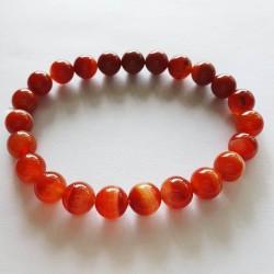 Carnelian Bracelet - The Crystal Rainbow - inari.co.nz