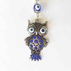Owl - Power Animal Key Chain - inari.co.nz