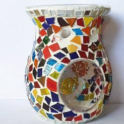 Oil Burner - Hand-Crafted - Inari Raphael Ltd