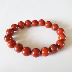 Red Jasper Bracelet - 10mm