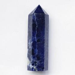 Sodalite Obelisk - 8.3cm