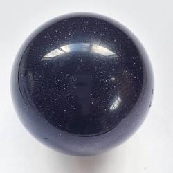 Blue Sandstone Sphere - 45mm