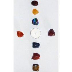 Energy & Inner Power - Crystal Meditation and Healing Set