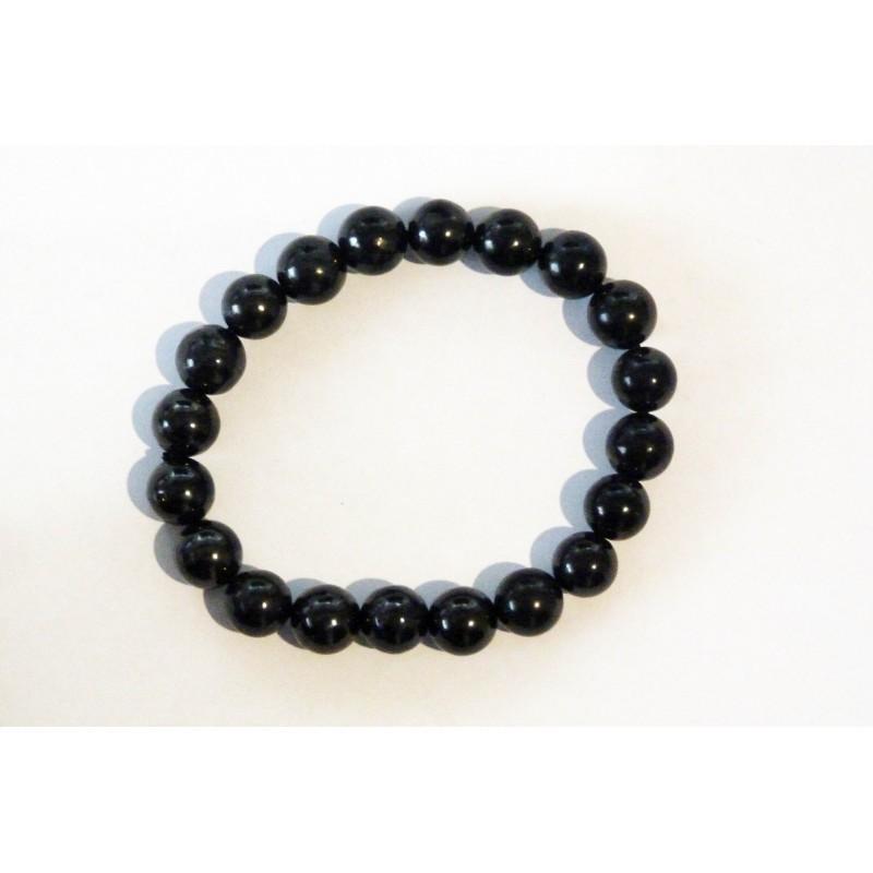Shungite Bracelet - 10mm beads