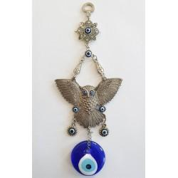 Power Animal Wall Hanging - Owl